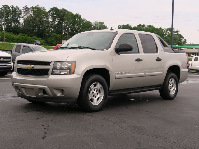 2008 Chevrolet Avalanche LS for sale by dealer