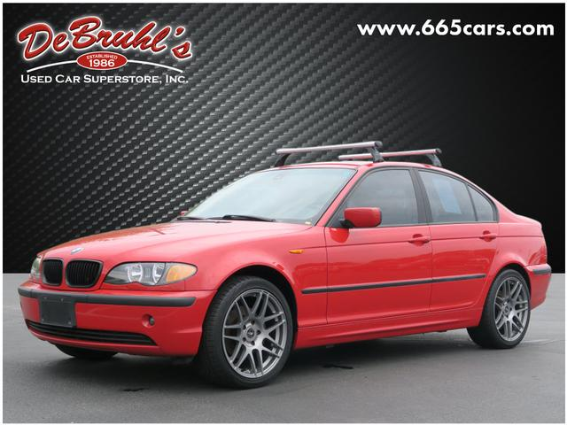 2004 BMW 3 Series 325xi for sale by dealer