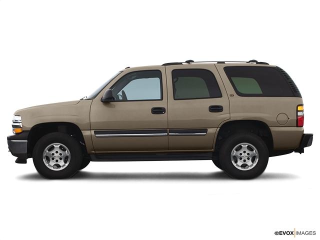 2005 Chevrolet Tahoe Z71 for sale by dealer