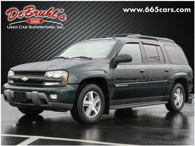 2004 Chevrolet TrailBlazer EXT LT for sale by dealer