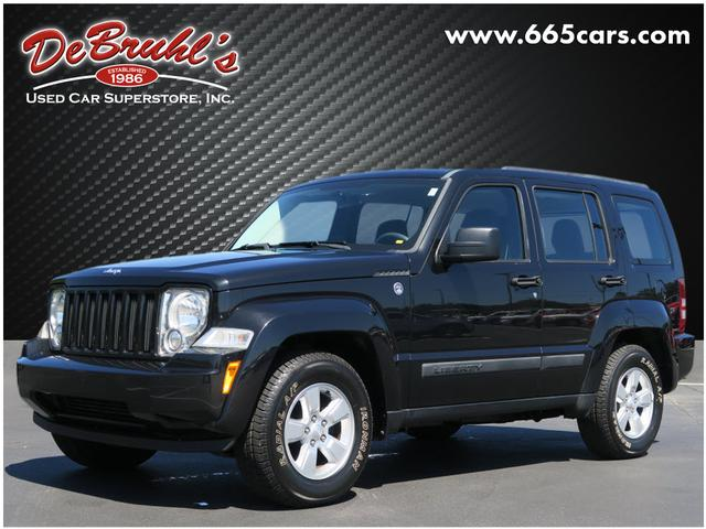 2012 Jeep Liberty Sport for sale by dealer
