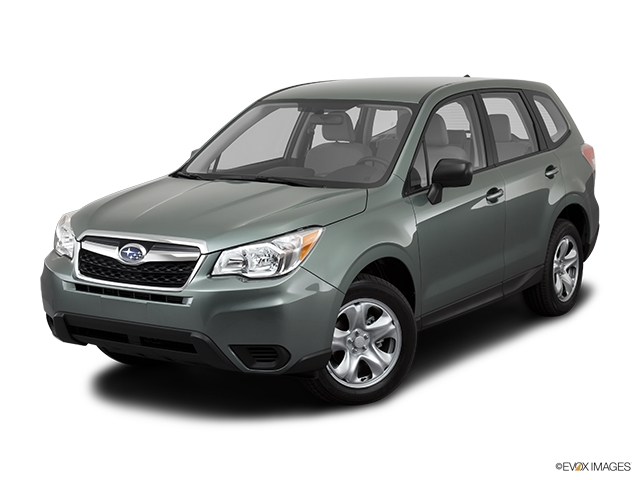 2014 Subaru Forester 2.5i for sale by dealer