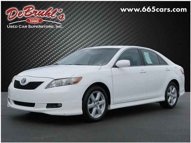 2008 Toyota Camry SE for sale by dealer