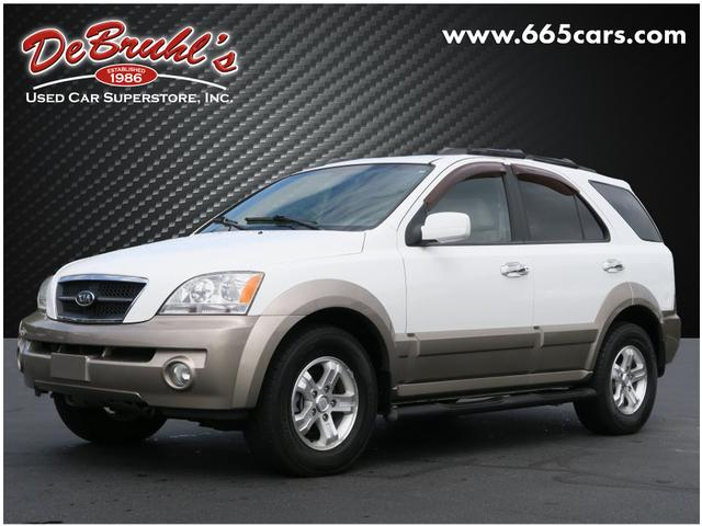 2006 Kia Sorento EX for sale by dealer