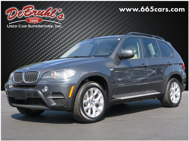 2011 BMW X5 xDrive35i for sale by dealer