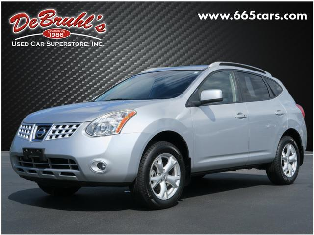 2008 Nissan Rogue SL for sale by dealer