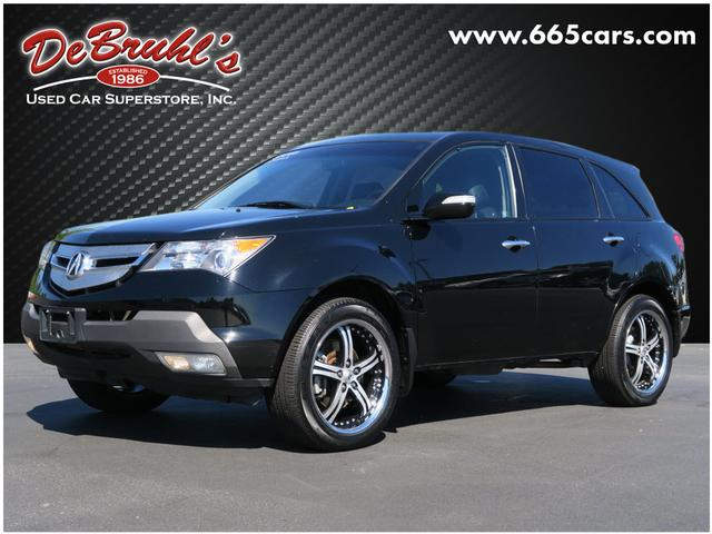 2009 Acura MDX SH-AWD w/Tech for sale by dealer