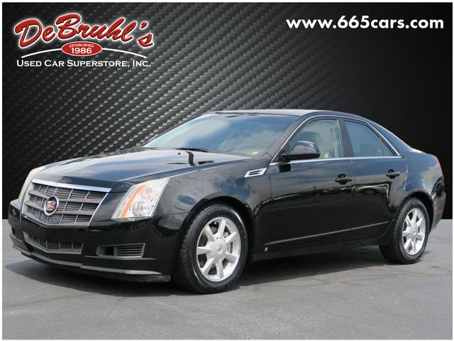 2008 Cadillac CTS 3.6L V6 for sale by dealer