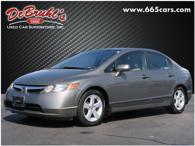 2007 Honda Civic for sale by dealer