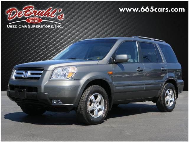 2008 Honda Pilot EX-L for sale by dealer