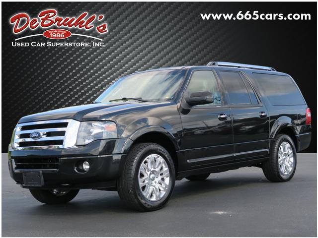 2012 Ford Expedition EL Limited for sale by dealer