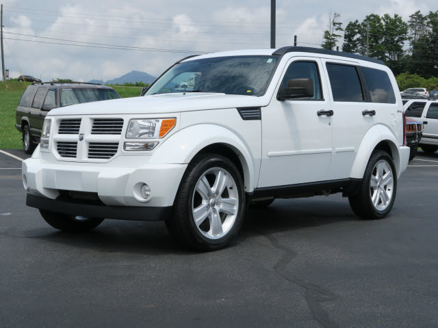 2011 Dodge Nitro Heat for sale by dealer