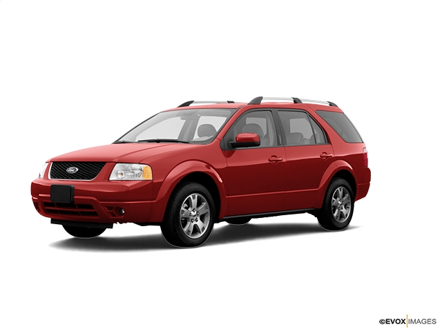 2007 Ford Freestyle Limited for sale by dealer