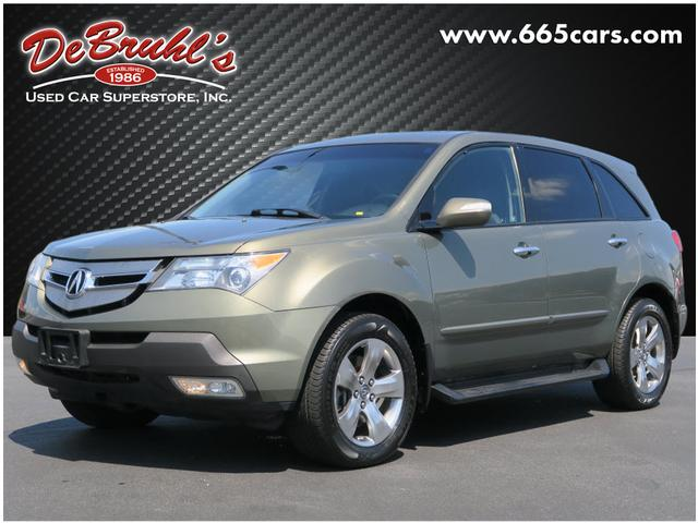 2007 Acura MDX SH-AWD w/Sport for sale by dealer