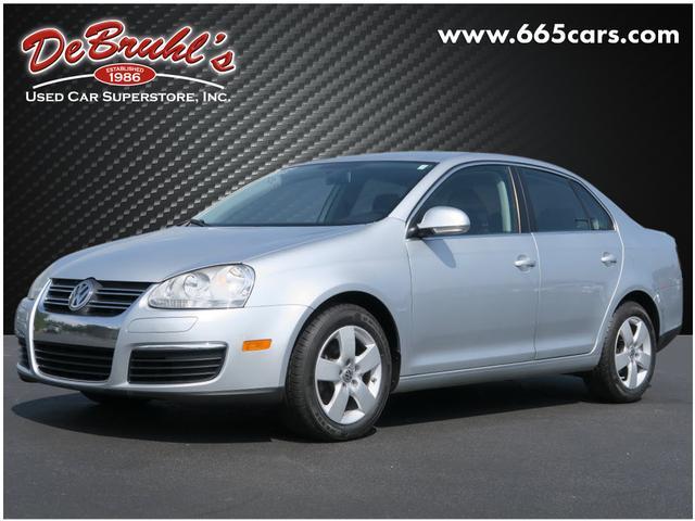2010 Volkswagen Jetta SE for sale by dealer