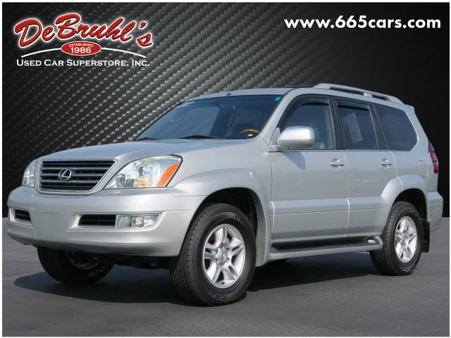2003 Lexus GX 470 Base for sale by dealer