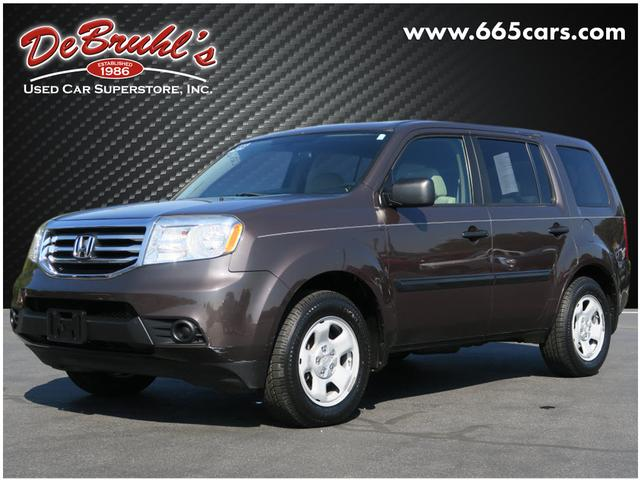 2013 Honda Pilot LX for sale by dealer