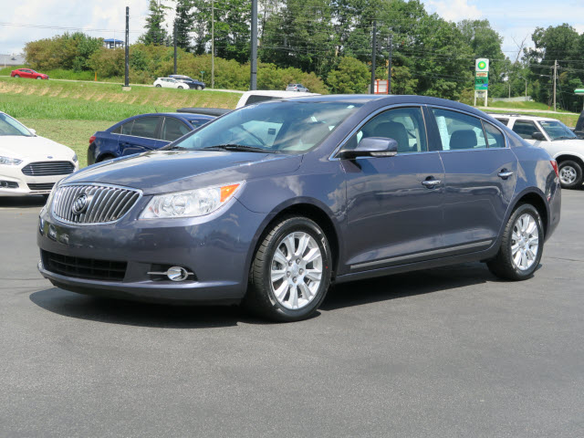 2013 Buick LaCrosse Leather for sale by dealer