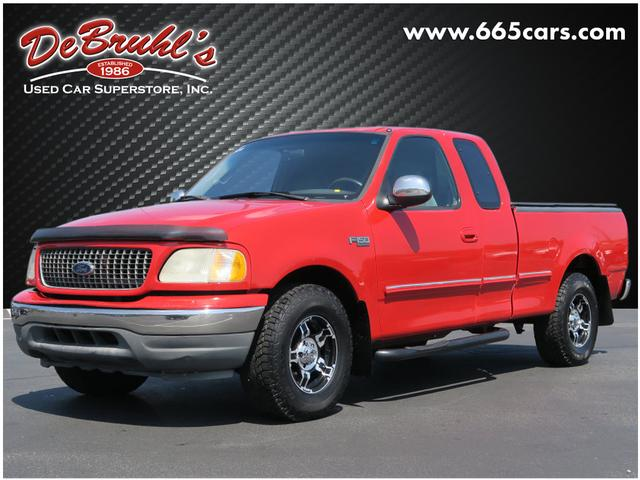 1997 Ford F-150 XLT for sale by dealer