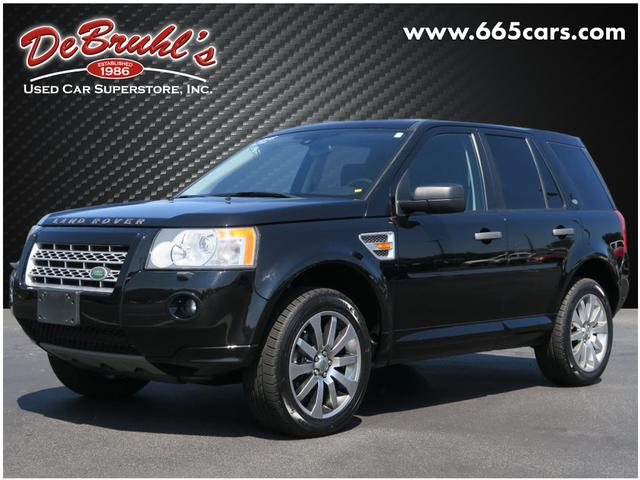 2008 Land Rover LR2 HSE for sale by dealer