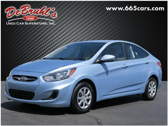 2013 Hyundai Accent GLS for sale by dealer