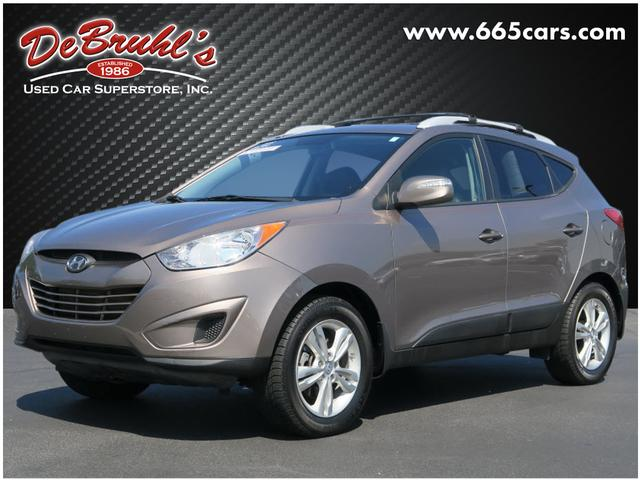 2012 Hyundai Tucson GLS for sale by dealer