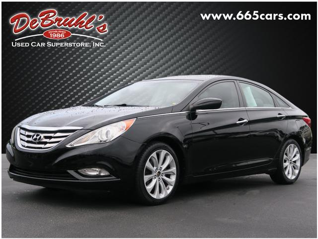 2011 Hyundai Sonata SE for sale by dealer