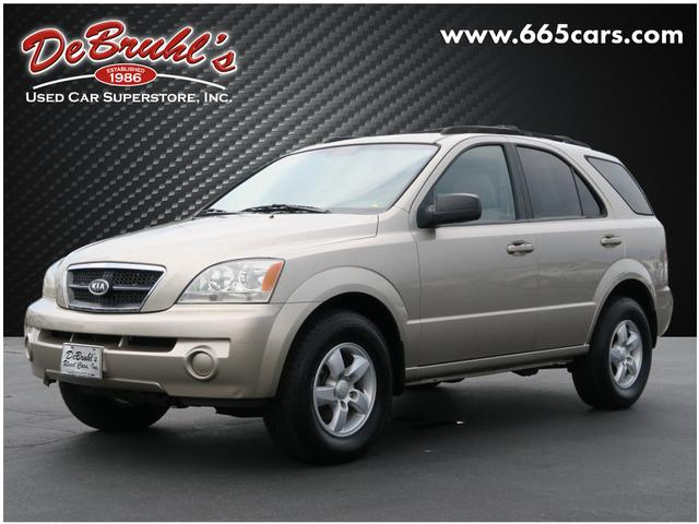 2006 Kia Sorento LX for sale by dealer