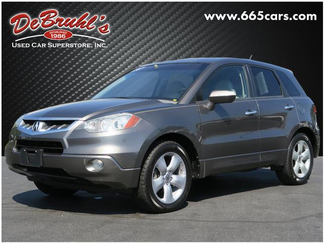 2008 Acura RDX SH-AWD for sale by dealer