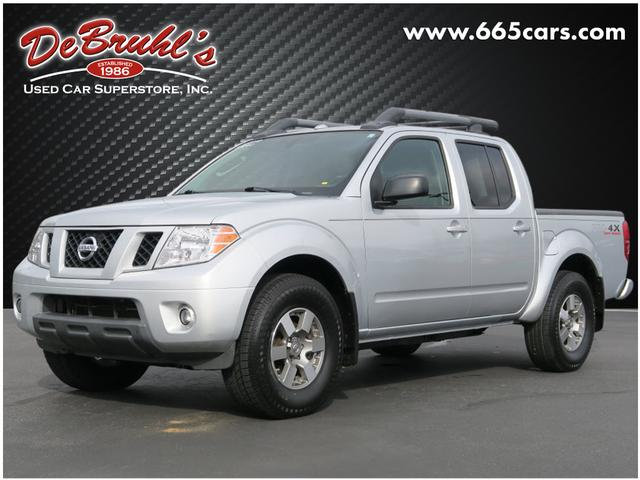 2010 Nissan Frontier for sale by dealer