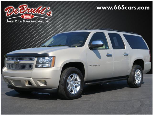 2009 Chevrolet Suburban LS 1500 for sale by dealer