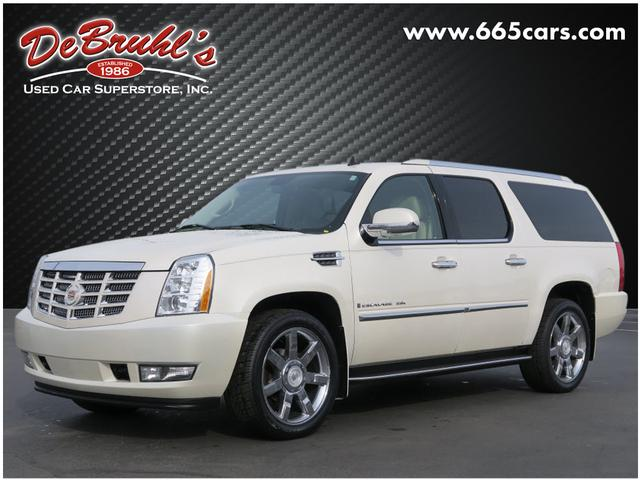 2008 Cadillac Escalade ESV Base for sale by dealer