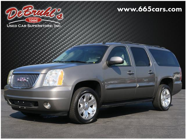 2007 GMC Yukon XL SLT 1500 for sale by dealer