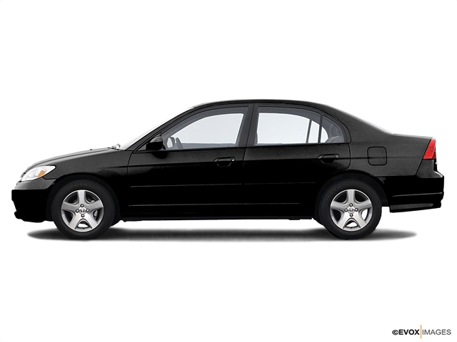 2004 Honda Civic EX for sale by dealer