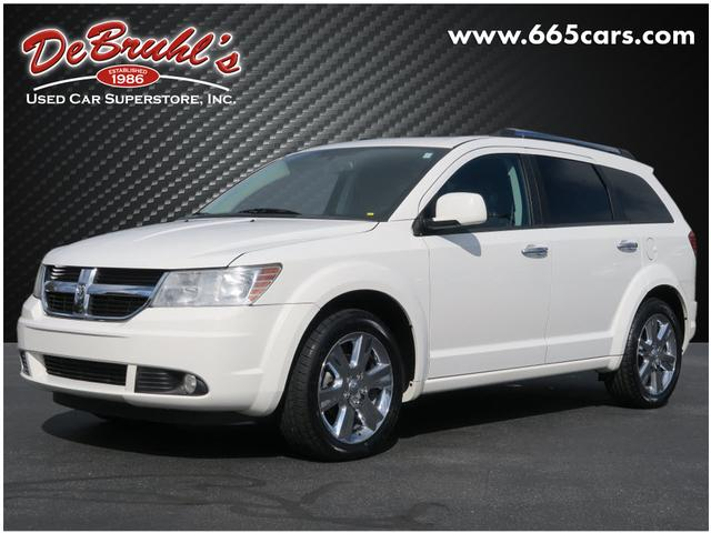 2010 Dodge Journey R/T for sale by dealer