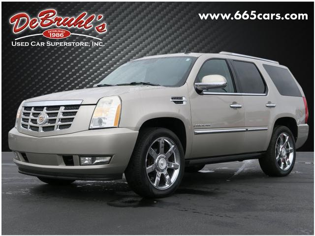 2007 Cadillac Escalade Base for sale by dealer