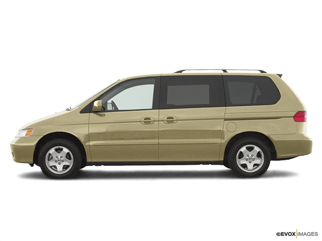 2003 Honda Odyssey EX-L w/DVD for sale by dealer