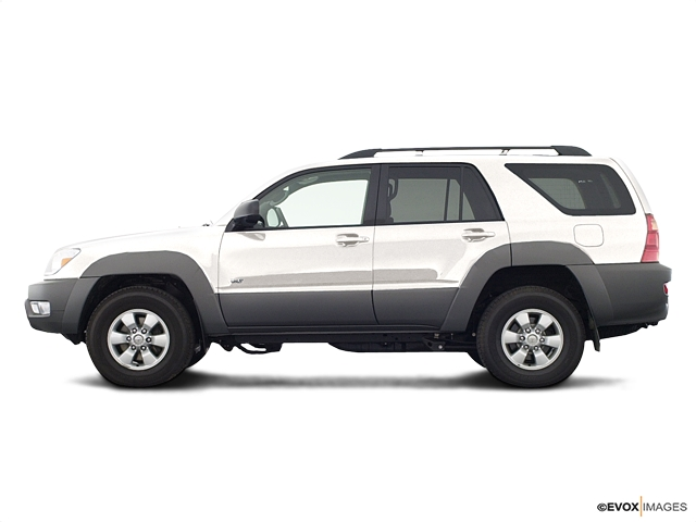 2003 Toyota 4Runner for sale by dealer