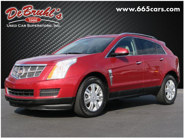 2011 Cadillac SRX Luxury Collection for sale by dealer