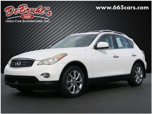 2008 INFINITI EX35 Journey for sale by dealer