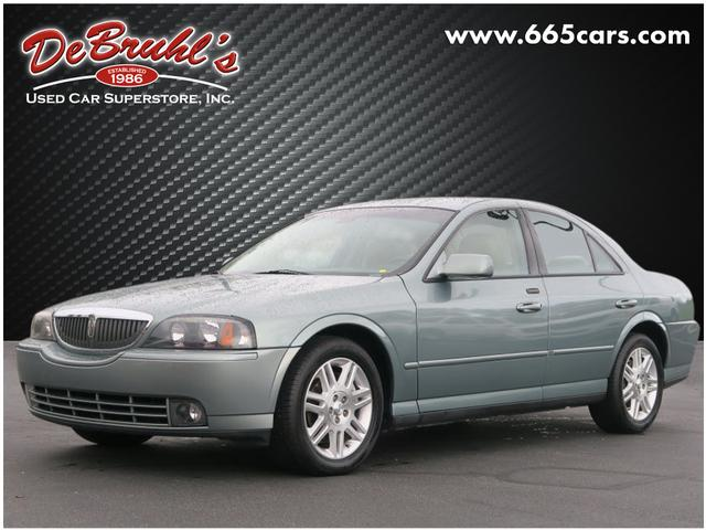 2005 Lincoln LS Sport for sale by dealer