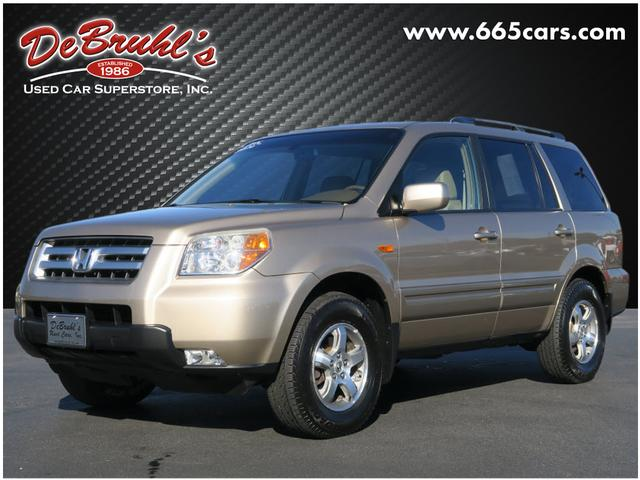 High Quality 2006 Honda Pilot EX L W/DVD For Sale By Dealer