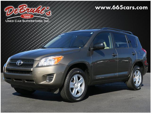 2010 Toyota RAV4 Base for sale by dealer