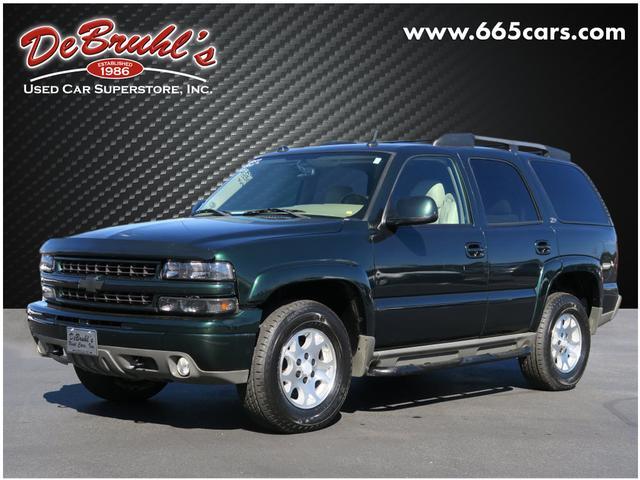 2004 Chevrolet Tahoe for sale by dealer
