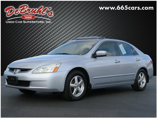 2005 Honda Accord EX for sale by dealer