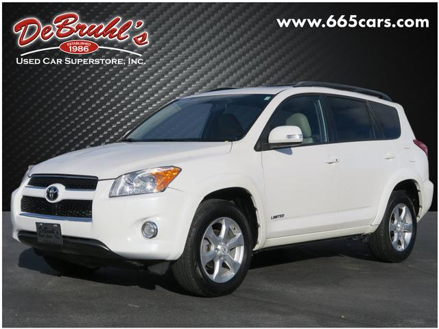2009 Toyota RAV4 Limited for sale by dealer