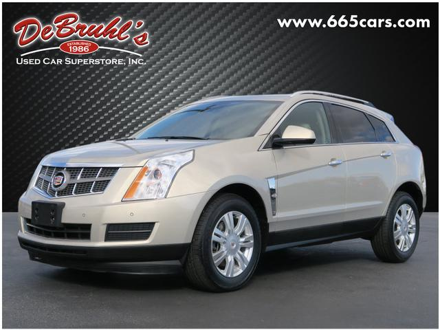 2010 Cadillac SRX Luxury Collection for sale by dealer