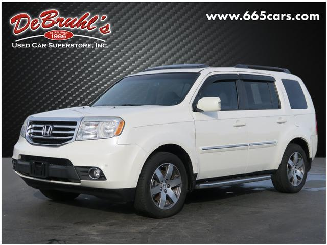 2012 Honda Pilot Touring for sale by dealer