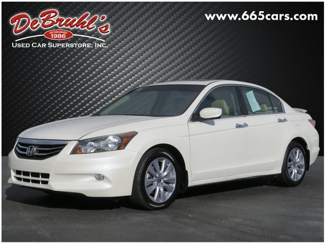 2011 Honda Accord EX-L V6 for sale by dealer