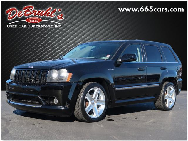 2007 Jeep Grand Cherokee SRT8 for sale by dealer